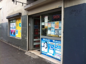 SFS From the Outside: The Corner Shop Guy