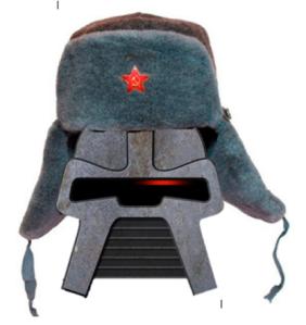 Cylon-Hat