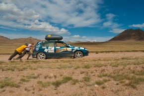 SFS Alumni to take on the Mongol Rally